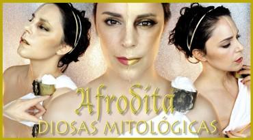 Diosas Mitológicas Afrodita Maquillaje efectos especiales
