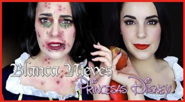 Blancanieves Envenenada maquillaje tutorial efectos especiales