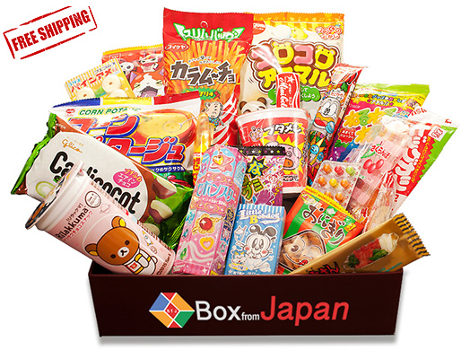 Unboxing Box From Japan Mayo con mi hermana