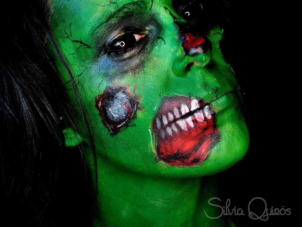 How To Do Halloween Makeup