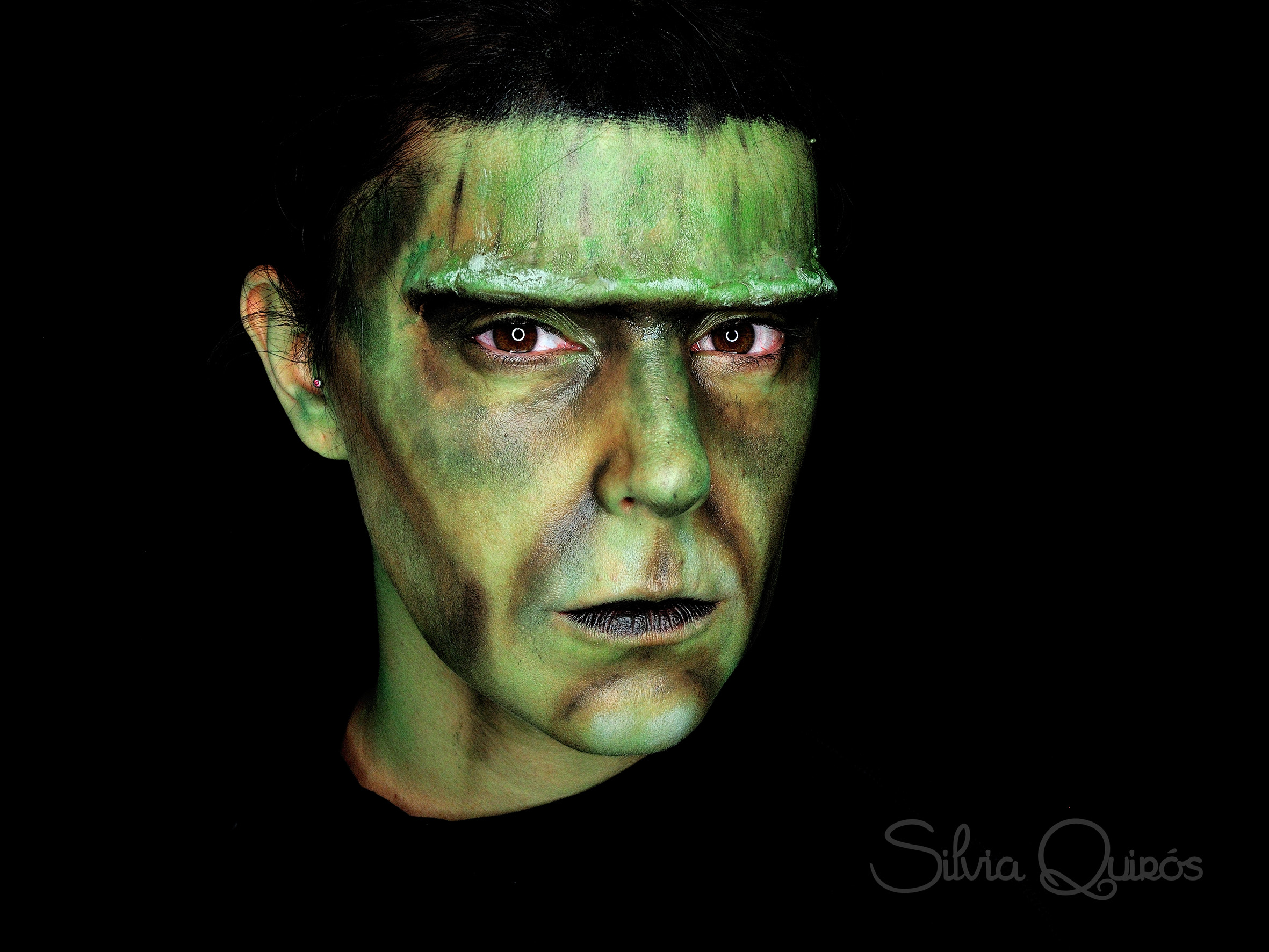 Halloween Costume: Frankenstein