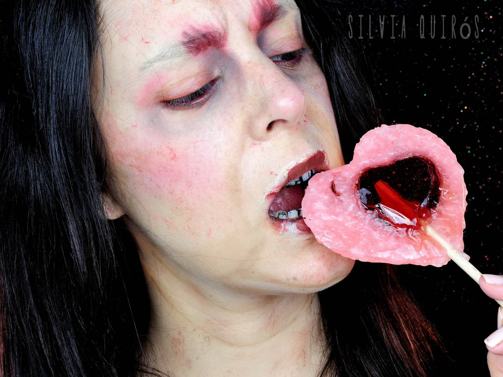 Gluttony Deadly Sins special effects makeup