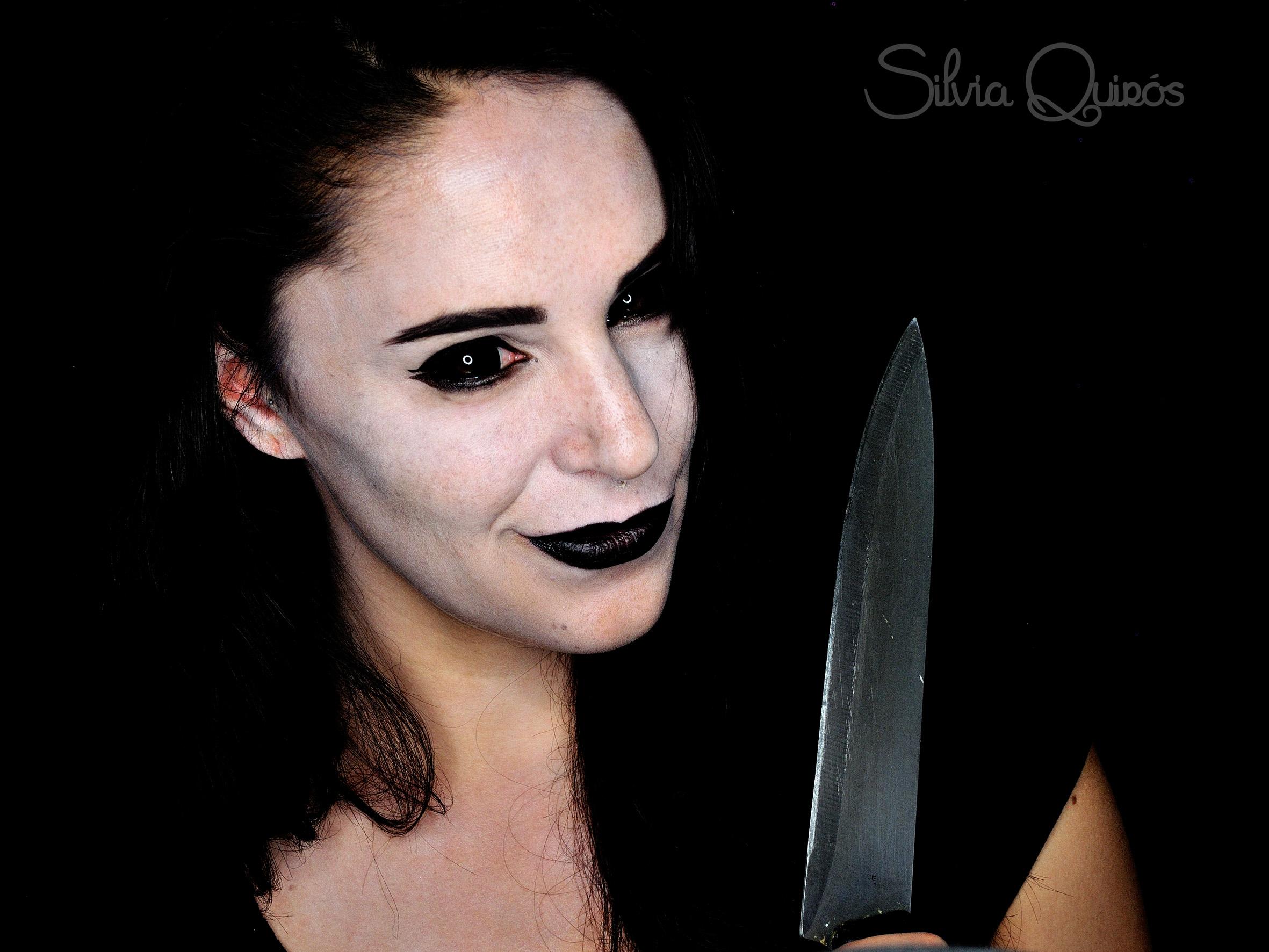 Jane Killer Makeup Silvia Quir