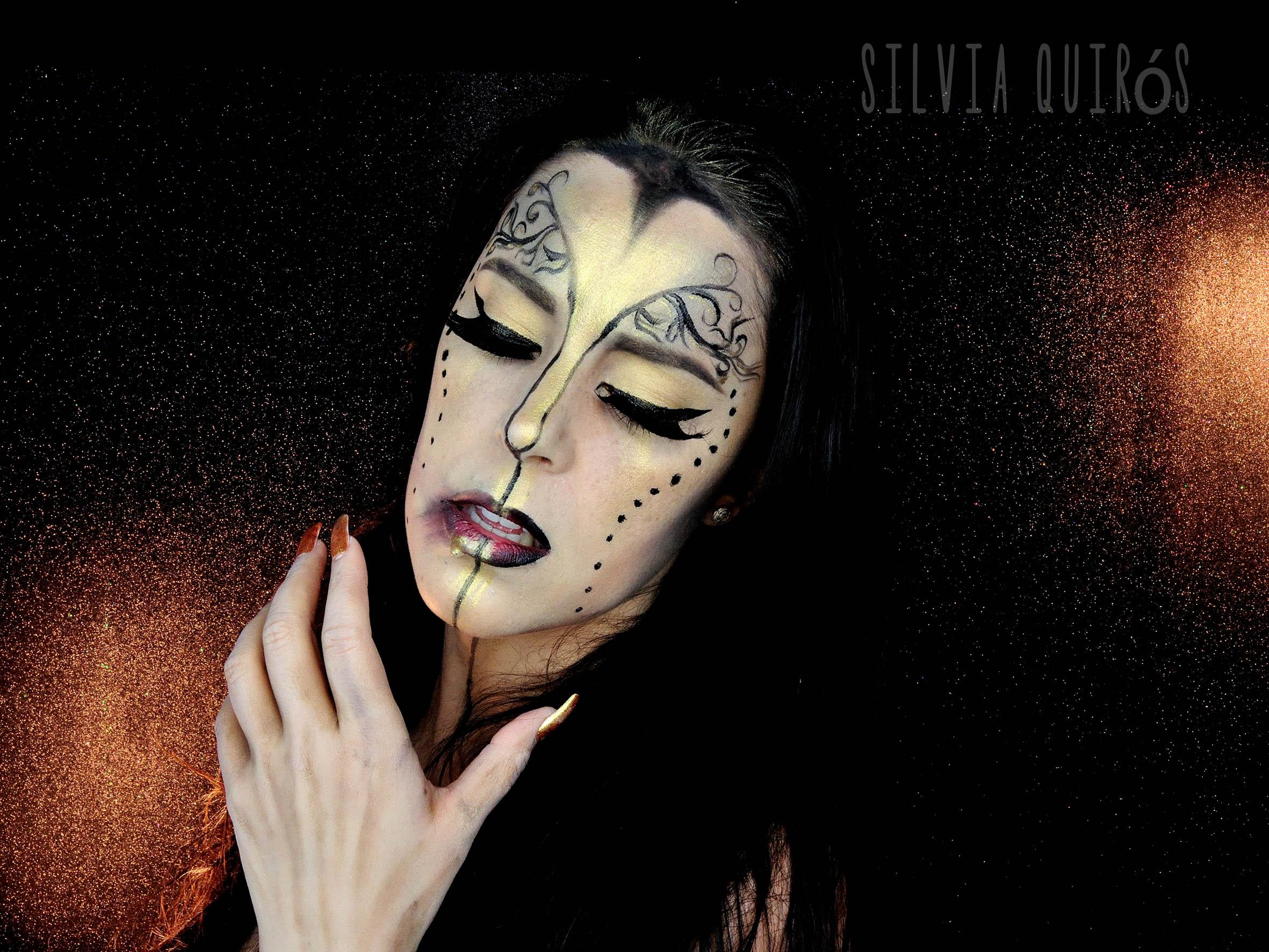 Pecados Capitales Lujuria efectos especiales - Silvia Quirós