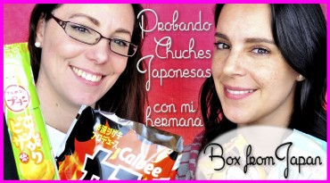 Unboxing Box From Japan Mayo, probando chuches japonesas con mi hermana