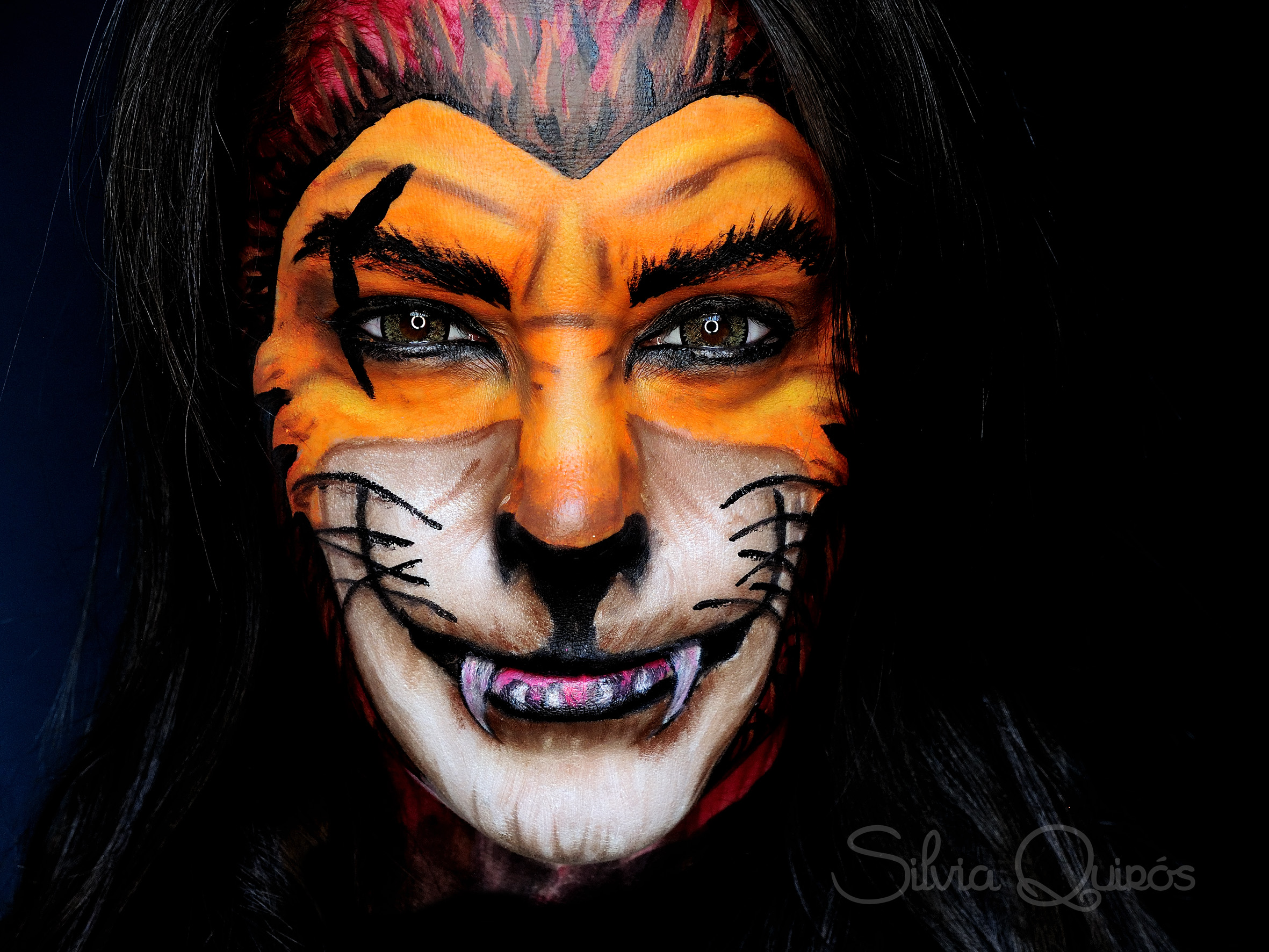 ... Scar from The Lion King makeup tutorial