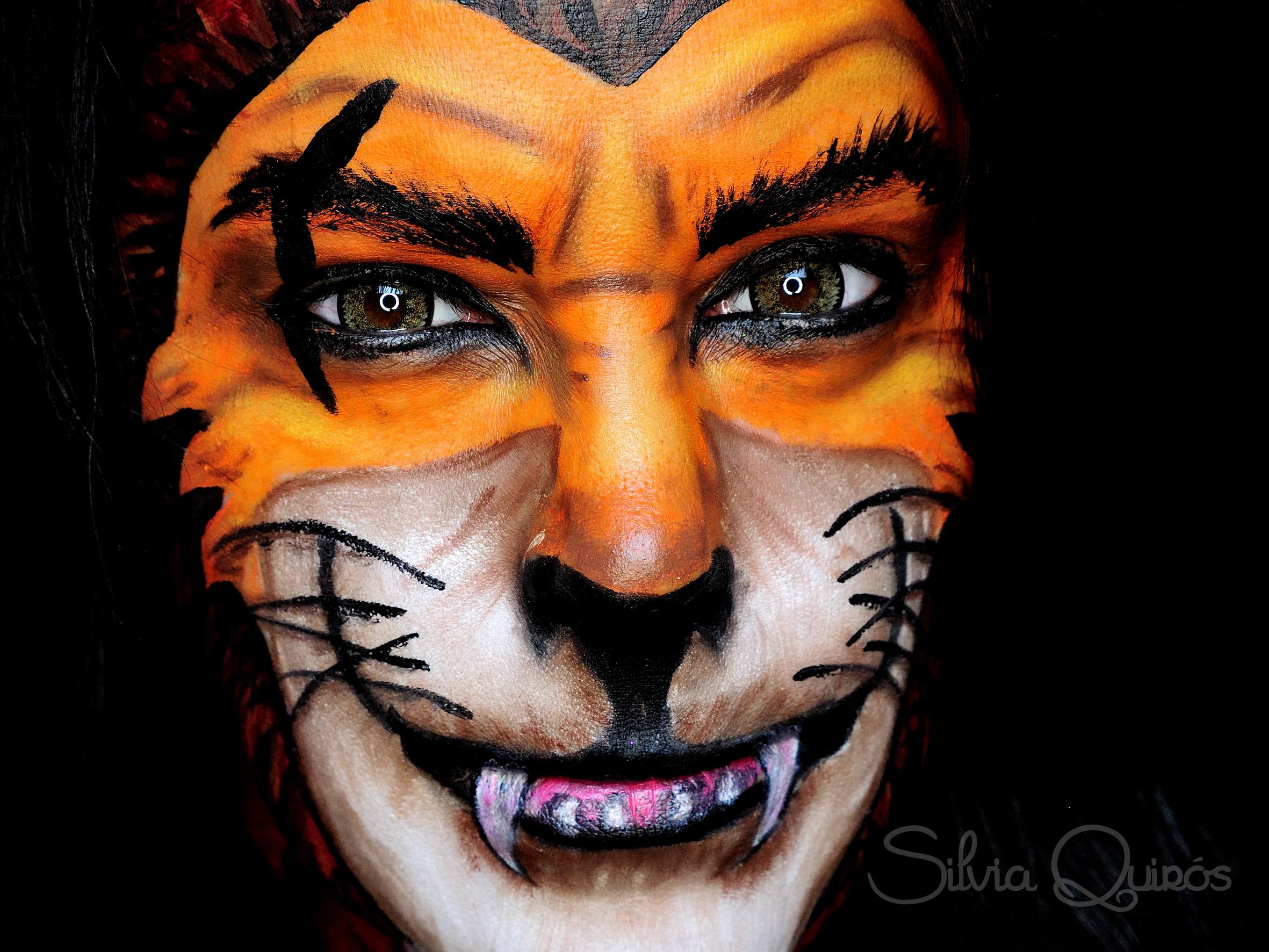 carnival fantasy makeup