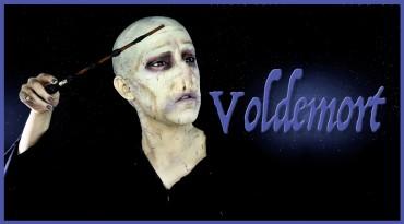 Lord Voldemort makeup tutorial easy