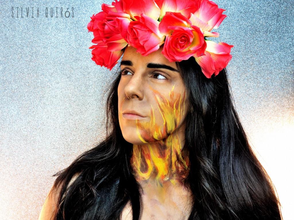Diosas Mitológicas Pelé Maquillaje efectos especiales