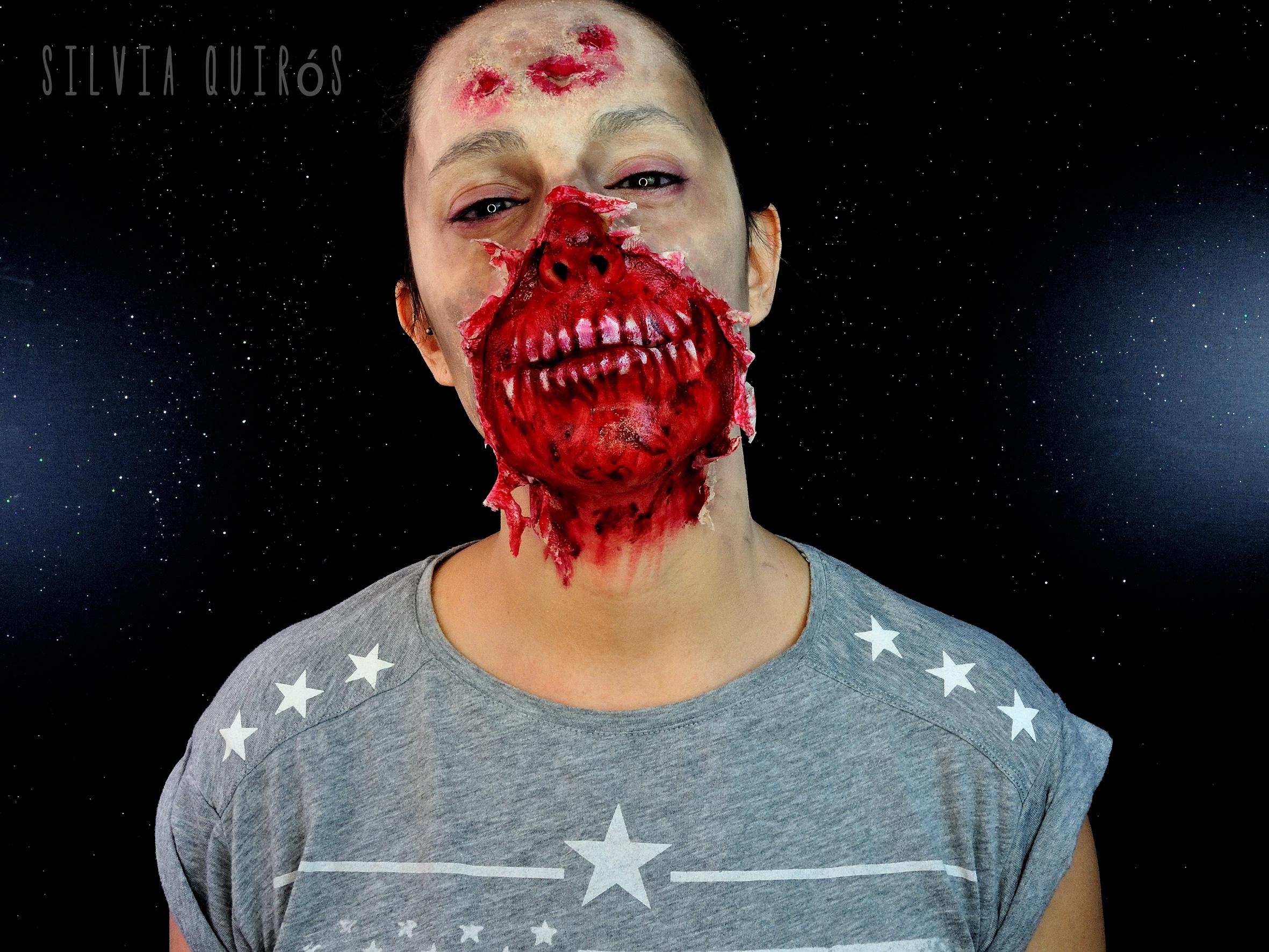 Tutorial del Zombie más fácil del mundo FX
