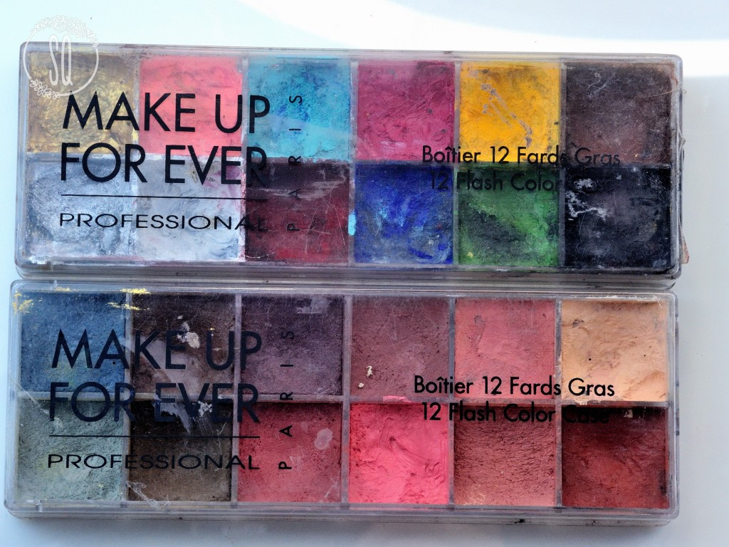 Make Up For Ever Cream Colors