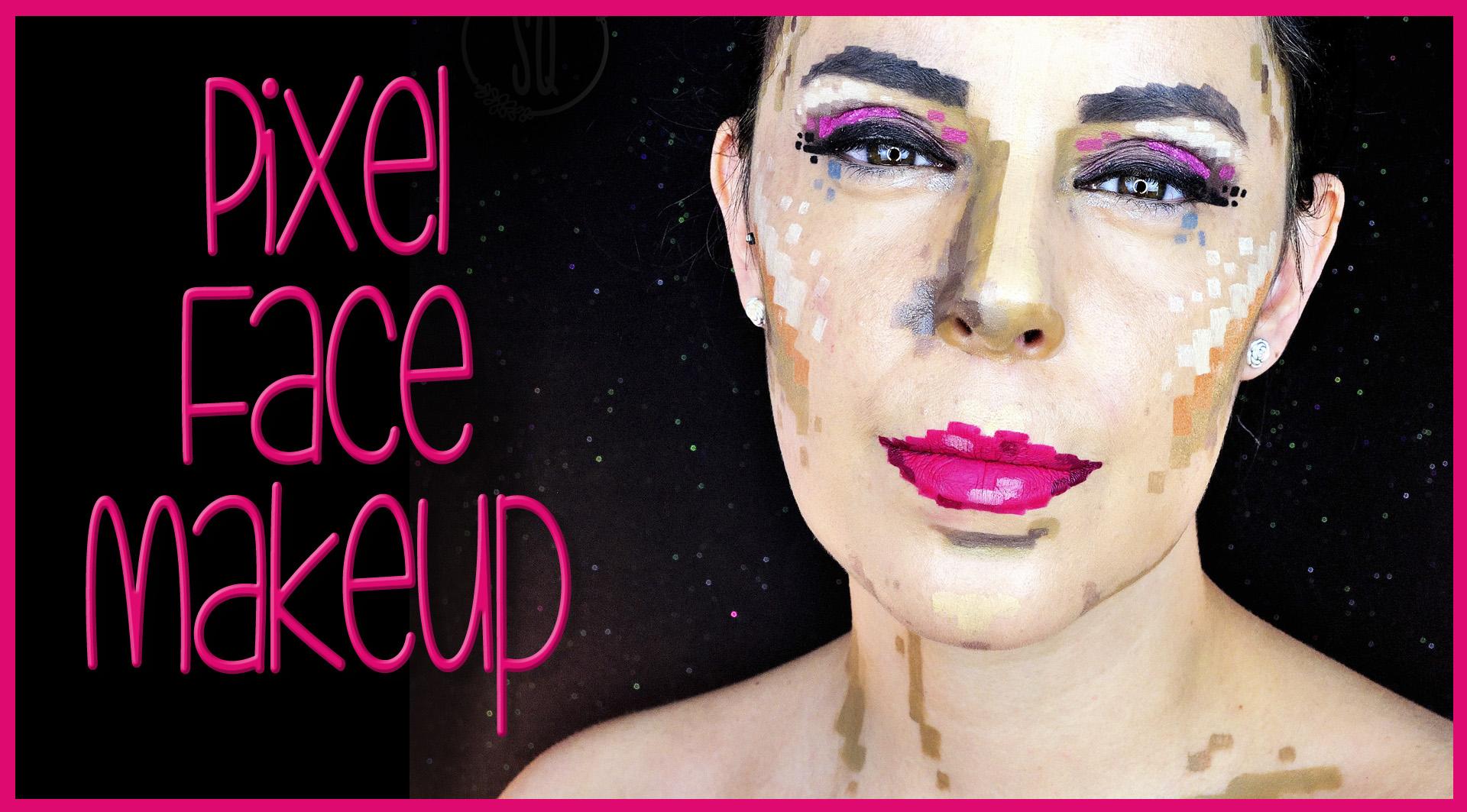 facial Galeria maquillaje fantasia