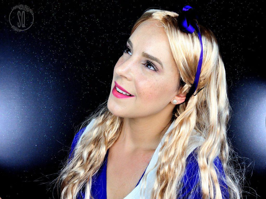 Alicia o Ricitos de Oro, personaje de cuentos #5 maquillaje Fantasía