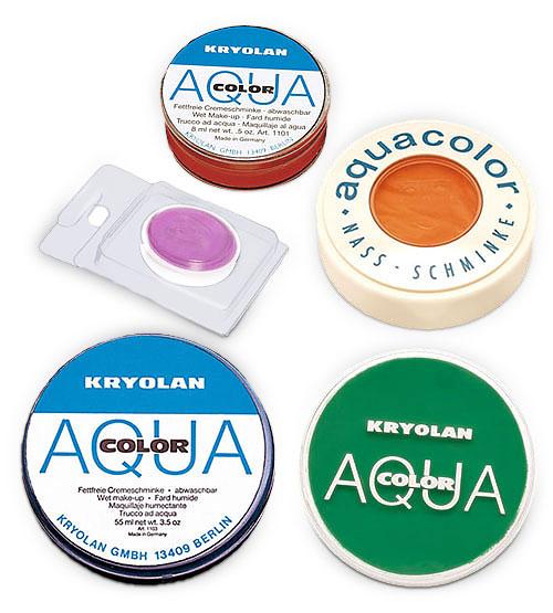Aqua color Kryolan