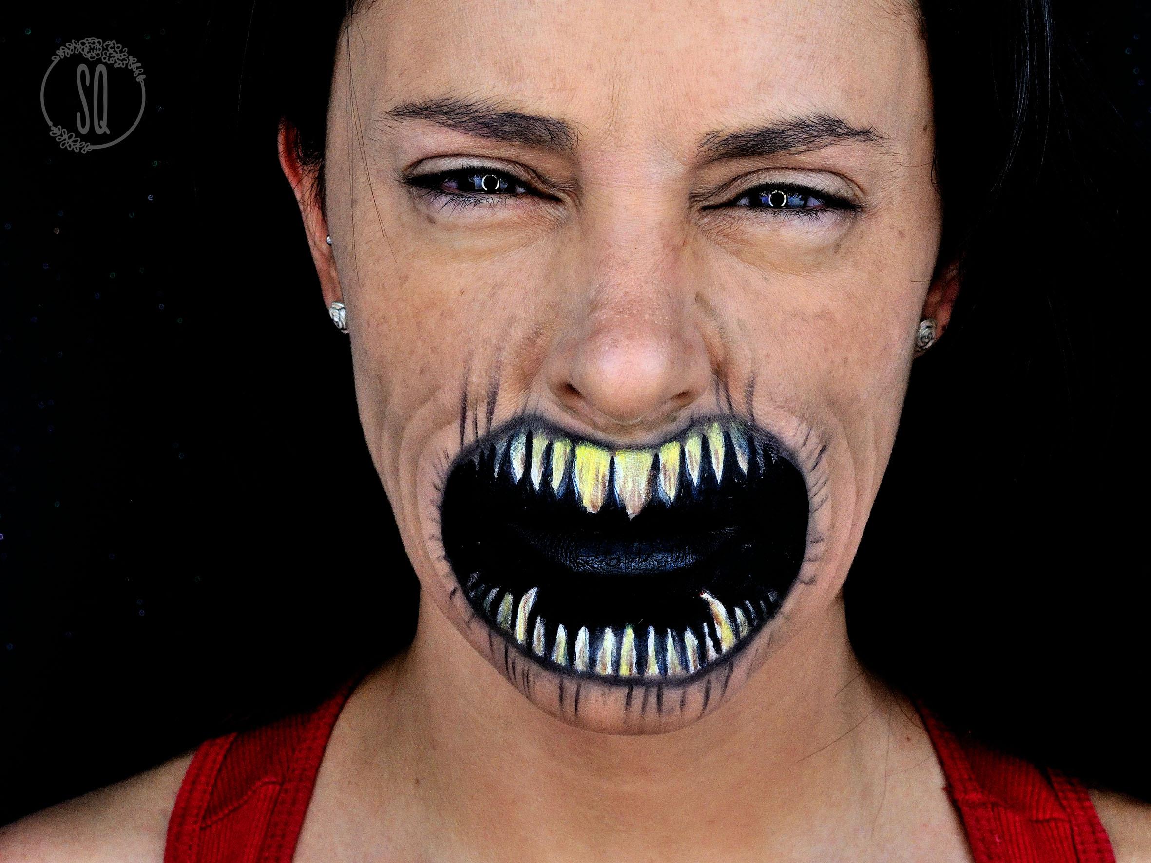Kryolan Halloween Makeup