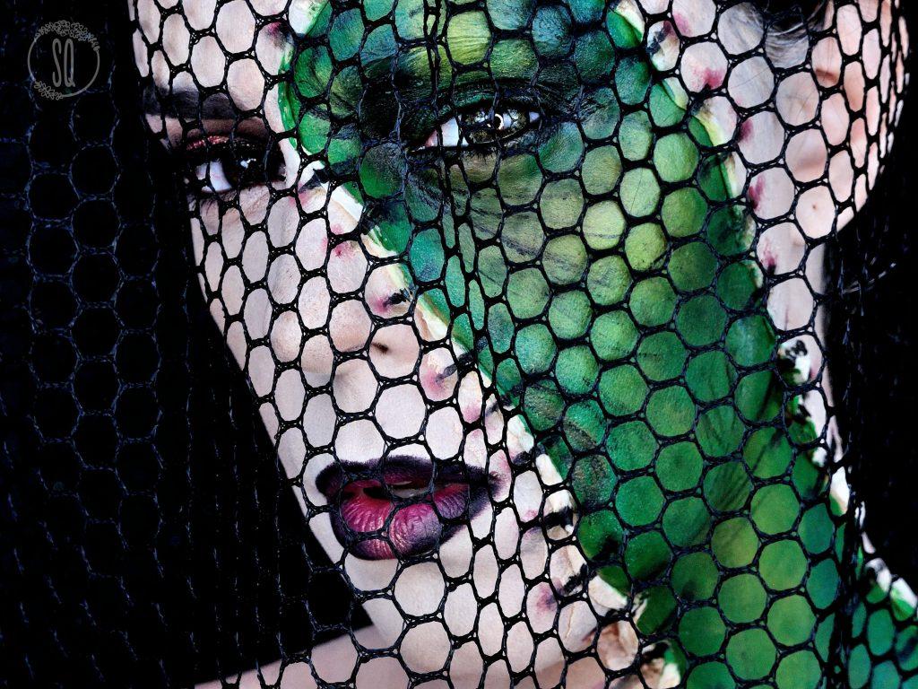 Tutorial Maquillaje Bruja Negra FX