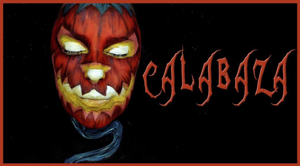 Tutorial maquillaje Calabaza iluminada para Halloween