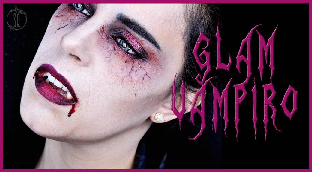 Tutorial maquillaje Vampira sexy y terrorifica para Halloween