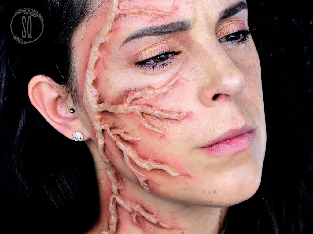 Infection Malignant Fx Makeup Effect Silvia Quir 243 S