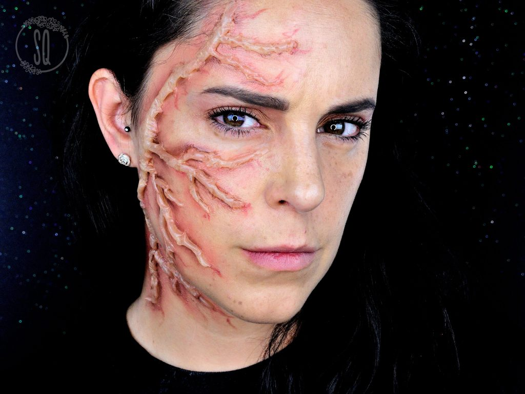 Infection malignant FX makeup effect