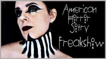 Tutorial Payaso femenino de FreakShow de American Horror Story
