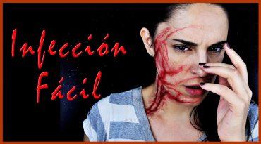 Tutorial infección fácil para Halloween