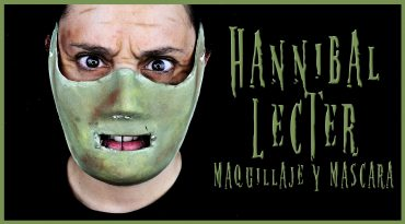 Tutorial Maquillaje Hannibal Lecter para Halloween