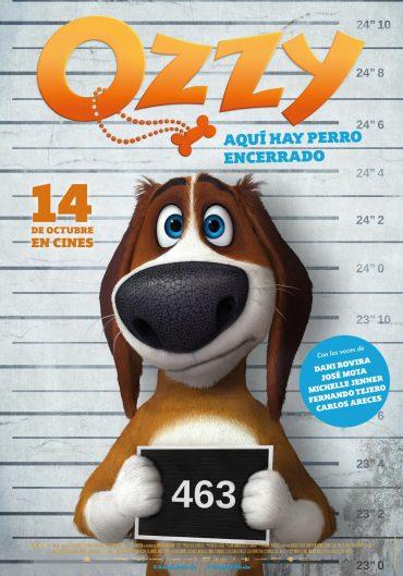 Ozzy, el mundo más perroanimado español