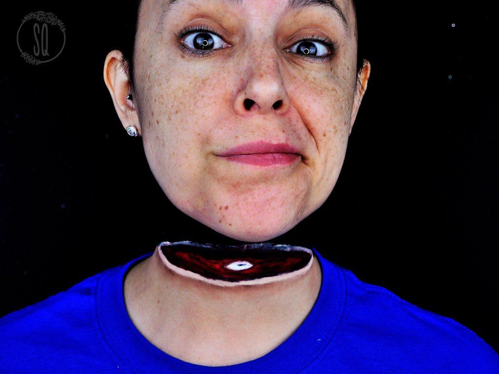Tutorial maquillaje efecto Sin Cuello