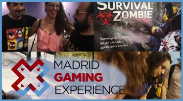 Así fue la Madrid Gaming Experience, convención de videojuegos y mucho más