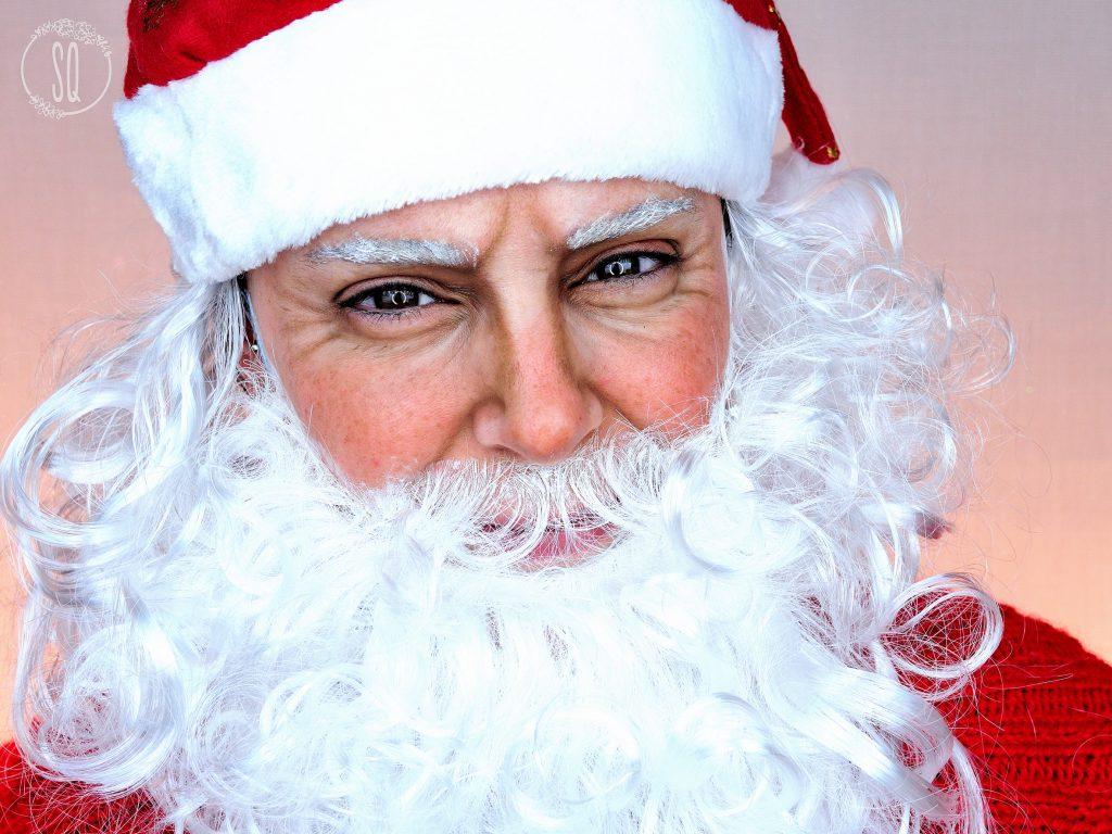 Transformación en Papa Noel