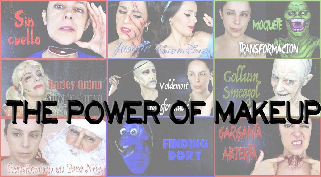 El poder del maquillaje, está en tus manos, 2016 FX makeup