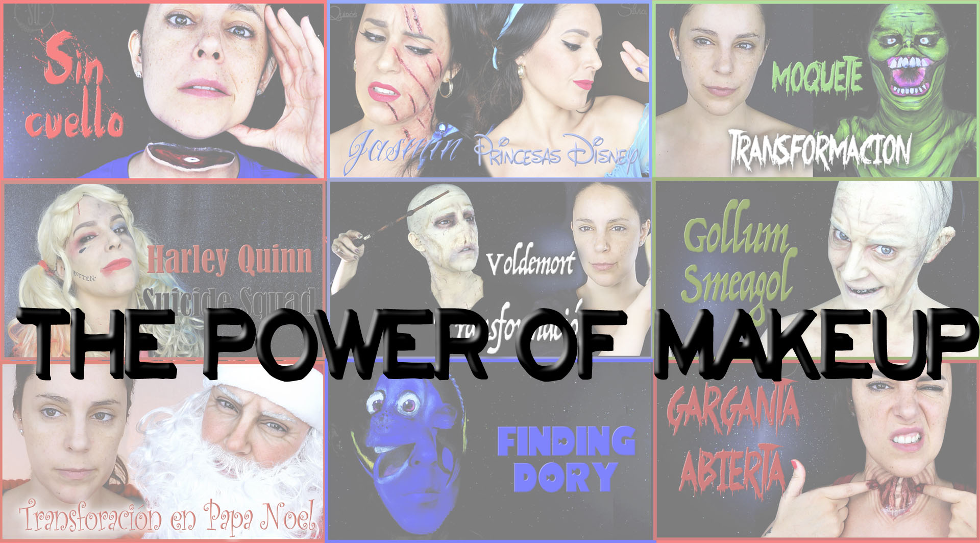 The power of makeup, is in your hands, 2016 FX makeup