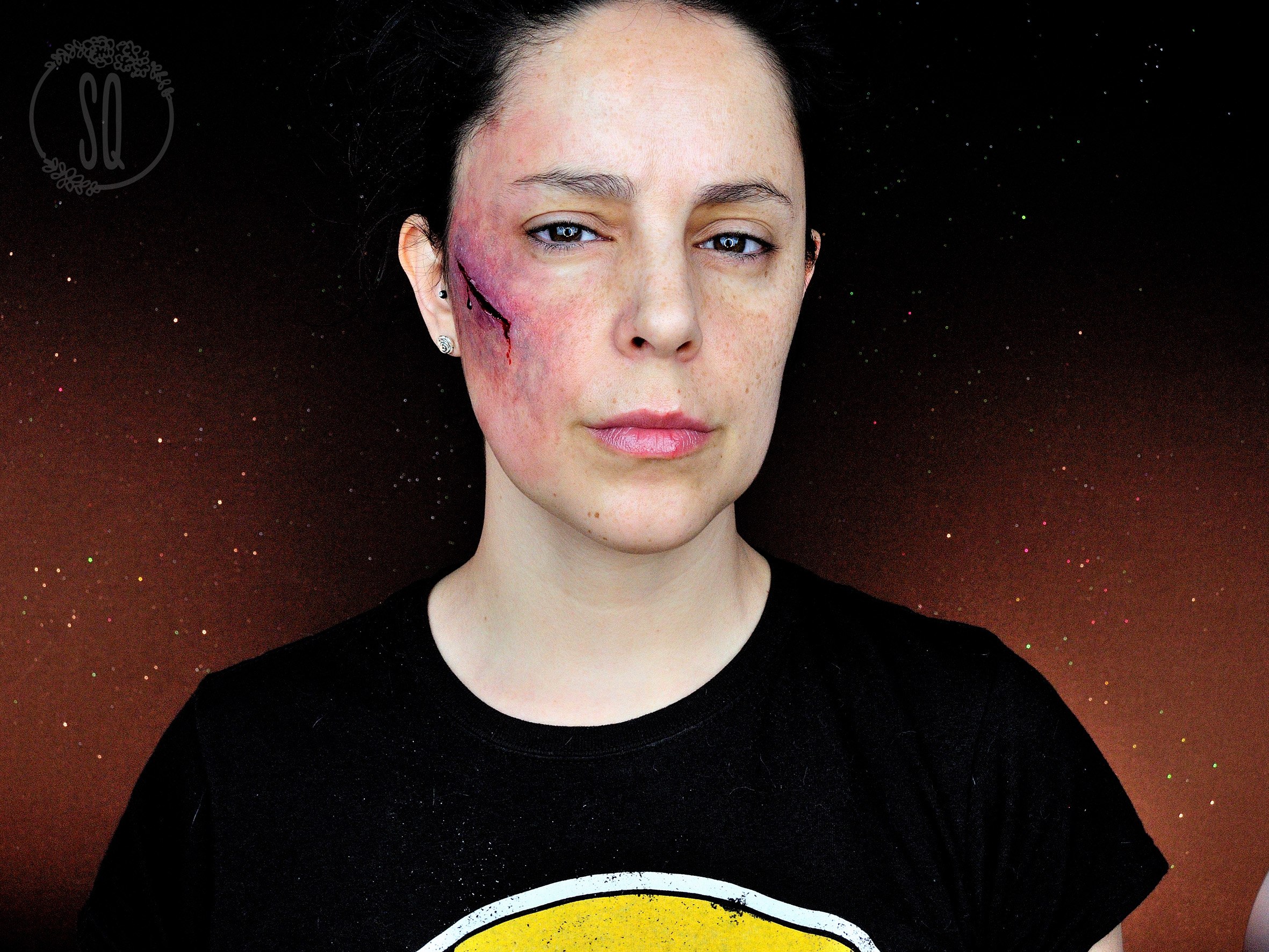 Cut with bruise makeup tutorial effect silvia quirs cut with bruise makeup tutorial effect baditri Choice Image