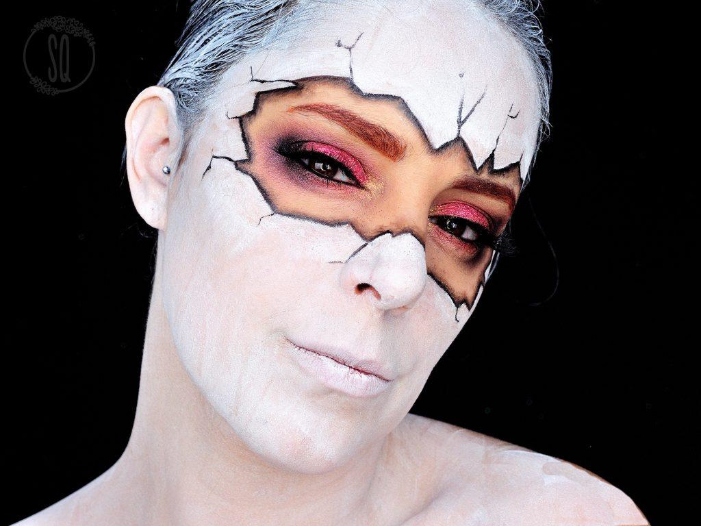 Tutorial maquillaje liberación del carnaval