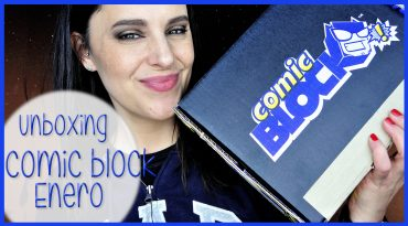 Unboxing Comic Block Enero