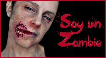 Tutorial Zombie muy realista con prótesis