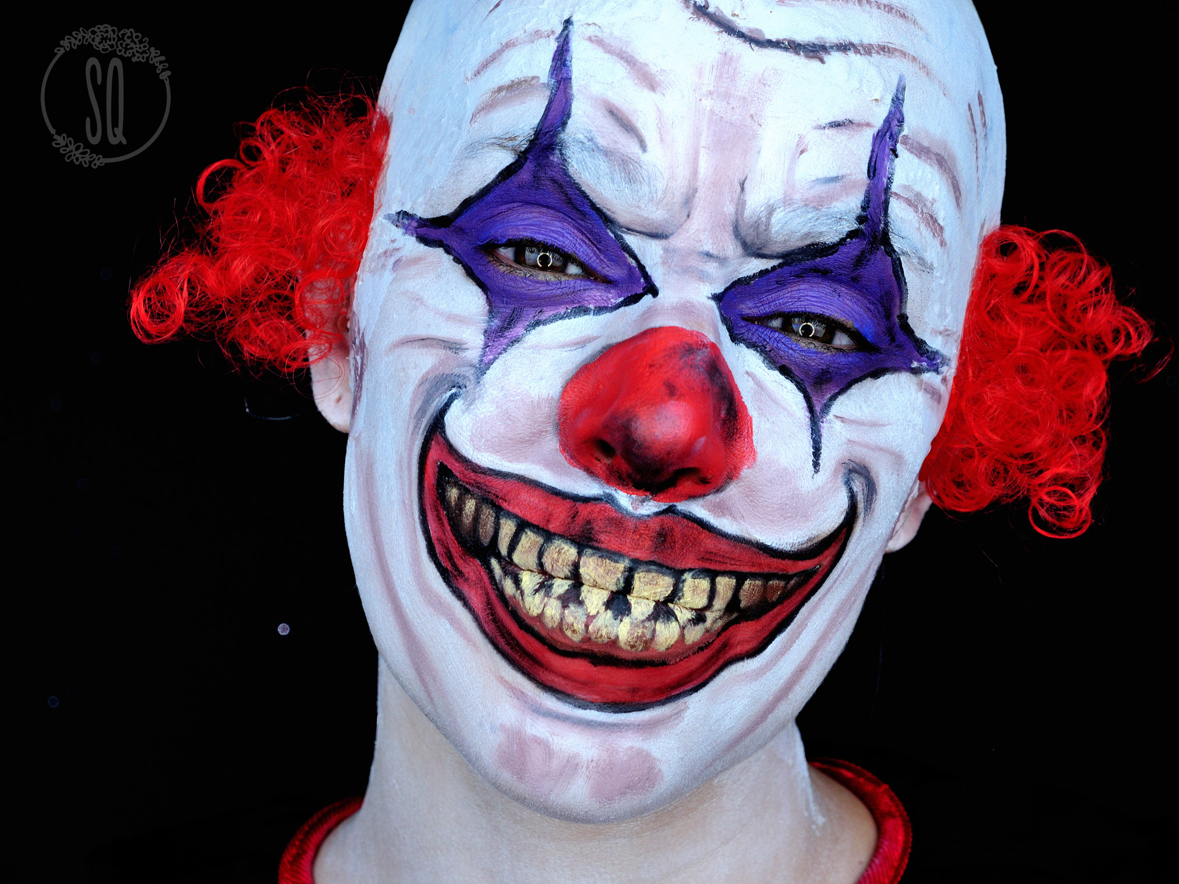 Clown Makeup Mugeek Vidalondon