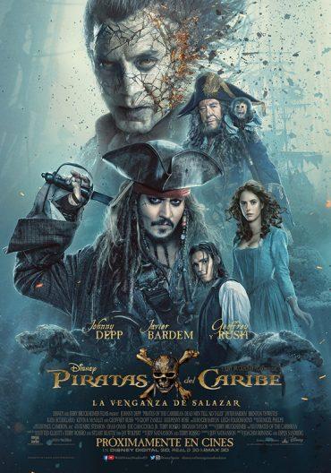 Piratas del Caribe 5, un vistazo al pasado y al futuro