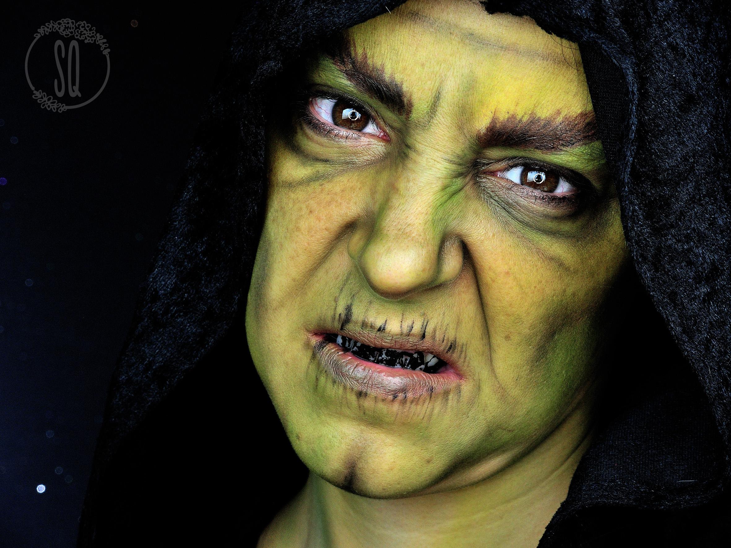 tutorial maquillaje bruja tutorial maquillaje bruja - Maquillaje Bruja