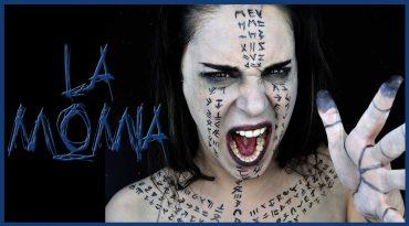 Maquillaje de La momia