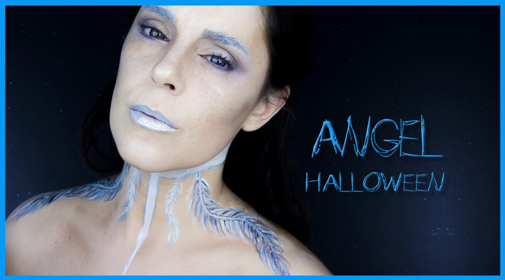 Angel makeup tutorial