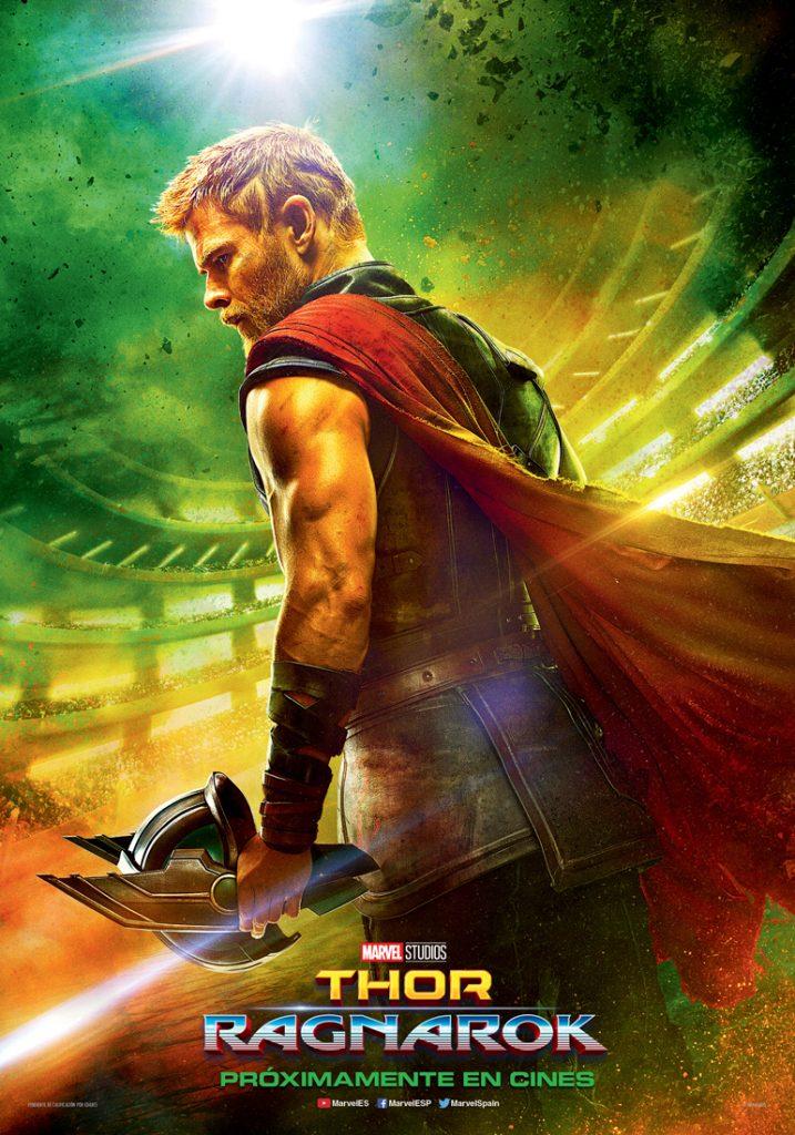 Thor, Ragnarok, acción, humor y mucho entretenimiento